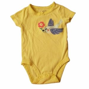 Carter's Bird Bodysuit BOGO FREE